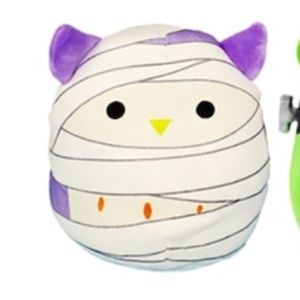 """Halloween Squishmallow Holly the mommy 8"""""""